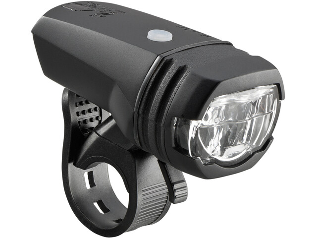Axa Greenline 50 - Éclairage vélo - câble USB inclus noir
